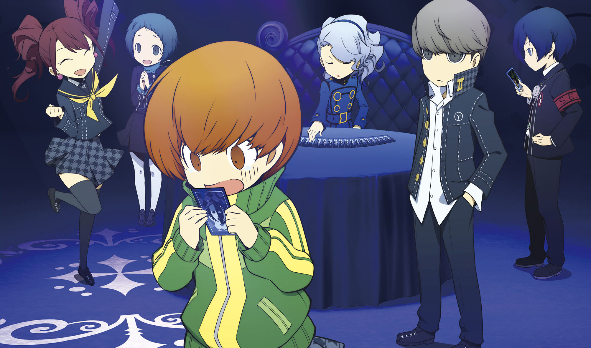 Persona Q Review