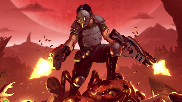 Steam Games For Ps4 : Crimsonland remaster coming to ps and steam this summer