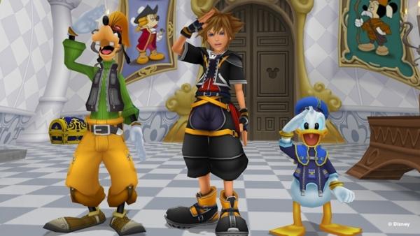 Kingdom Hearts HD 2.5 Remix