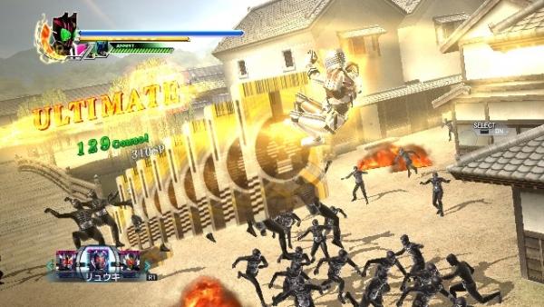Kamen Rider: Battride War II