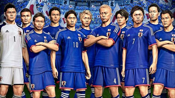 Pro Evolution Soccer 2014: Aoki Samurai no Chousen