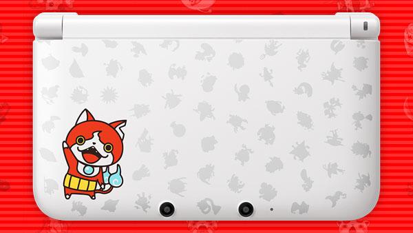 Yokai Watch 3DS XL