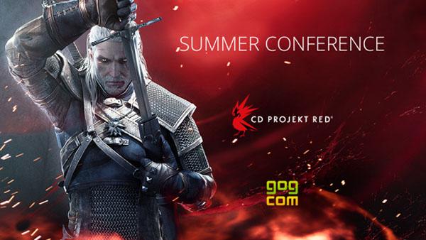 CD Projekt RED & GOG.com Conference