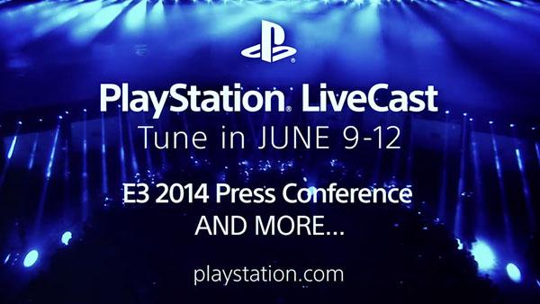 Sony at E3 2014