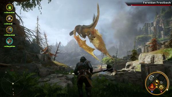 Dragon Age Bioware Video Games Rpg Fantasy Art: Dragon Age: Inquisition Video Details Combat