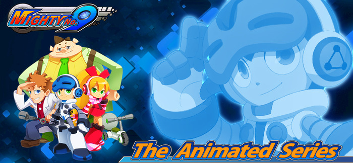 Mighty No. 9 Animated Series