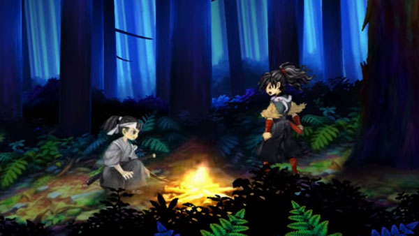 Muramasa Rebirth 'A Spirited Seven Nights' Haunting' DLC