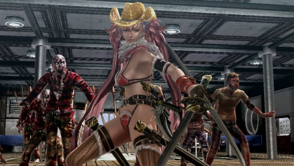 Onechanbara Z: Kagura With NoNoNo!