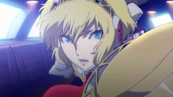 Persona 4 Arena Ultimax Videos Galore! With Adachi, Marie, and Aigis