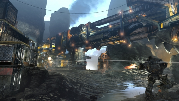 Titanfall Dig Site