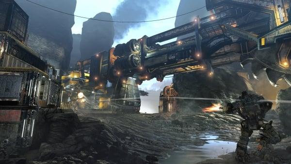Titanfall Dig Site