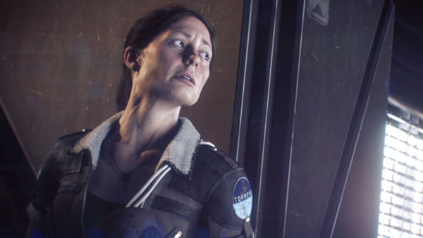 Alien  Isolation CGI    Improvise    trailerAlien Isolation Amanda Ripley