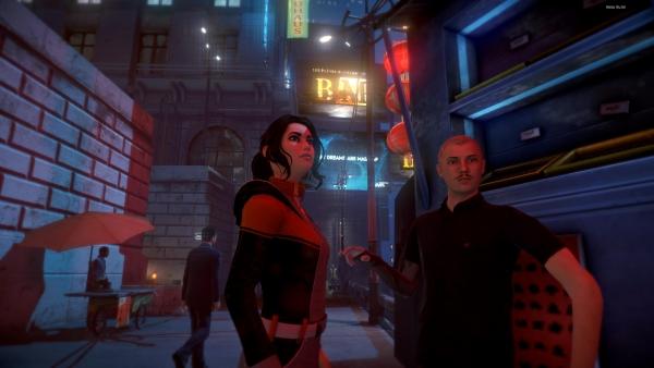 Dreamfall Chapters: The Longest Journey