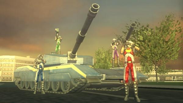 Earth Defense Force 2 Portable V2