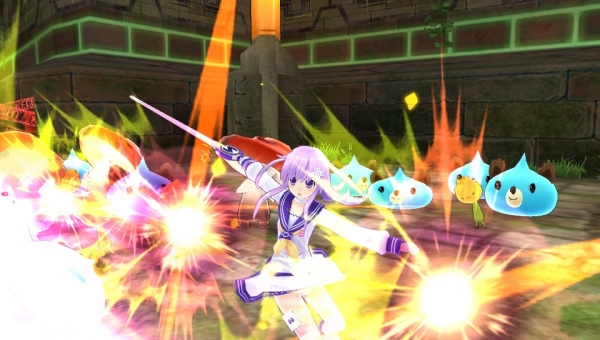 Hyperdimension Neptunia U
