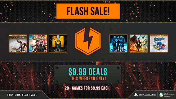 PlayStation Network Flash Sale: BioShock, DmC, Tales of ...