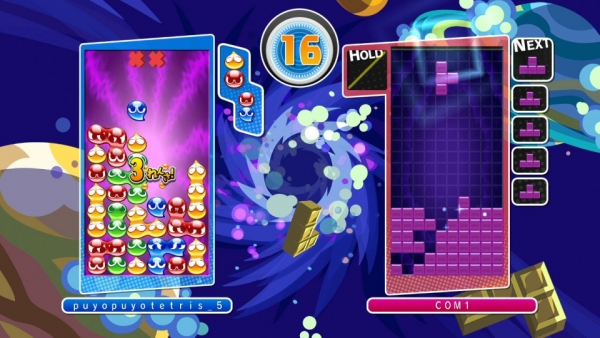 Puyopuyo Tetris