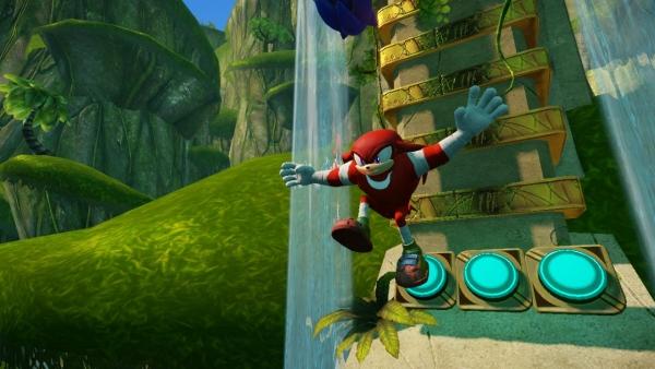 Sonic Boom: Rise of Lyric