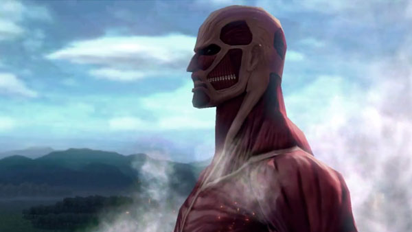 Attack on Titan: The Last Wings of Mankind CHAIN