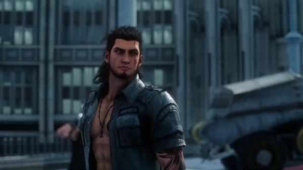 Why doesn't FF ever sexualize male characters? - Final Fantasy XV