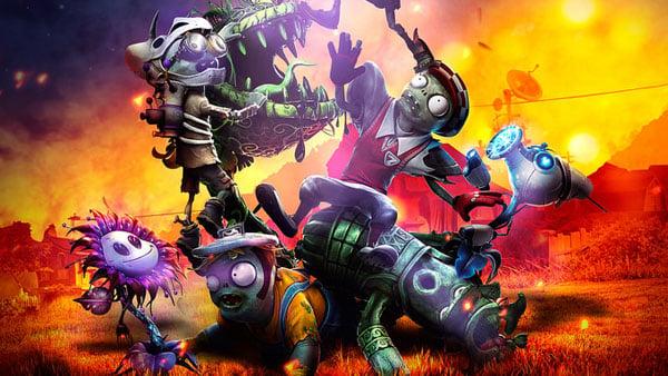 Plants Vs Zombies Garden Warfare 39 Legends Of The Lawn 39 Update Launching Tomorrow Gematsu