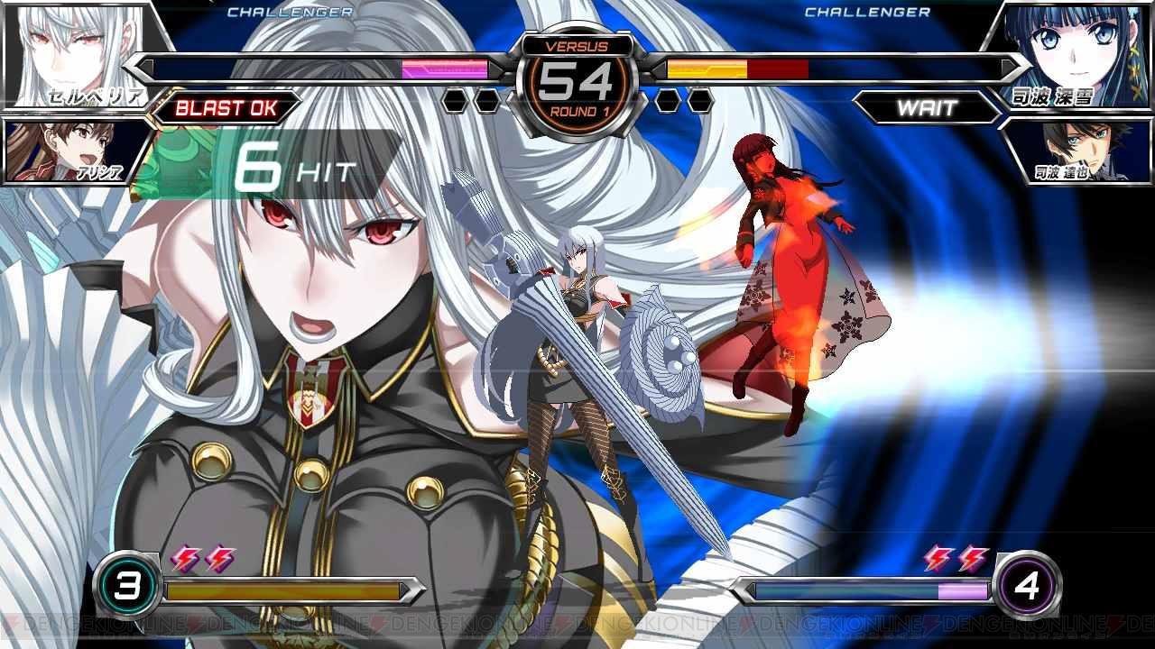 Valkyria Chronicles? Selvaria and Alicia join Dengeki Bunko Fighting