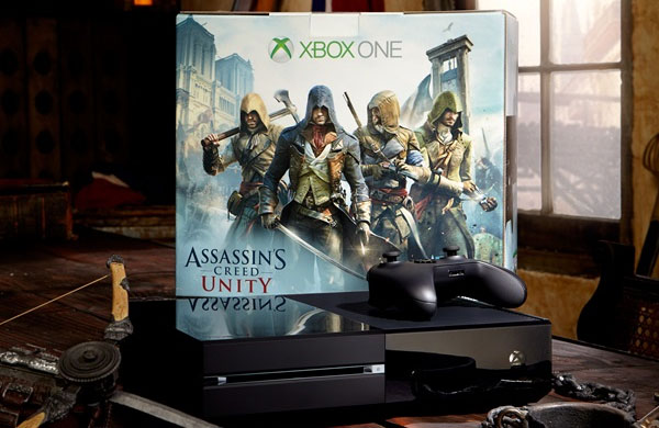 Xbox One Assassin's Creed bundle