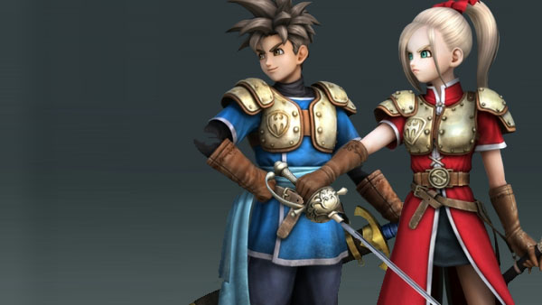 Dragon Quest Heroes protagonist voice actors announced - Gematsu