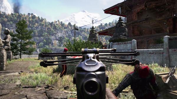 Far Cry 4 Weapons Of Kyrat Trailer Gematsu