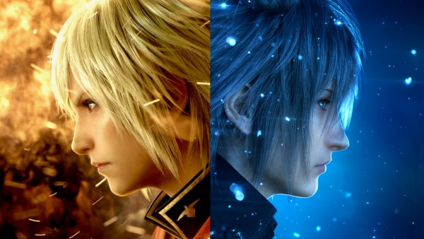 Final Fantasy Type-0 HD and XV