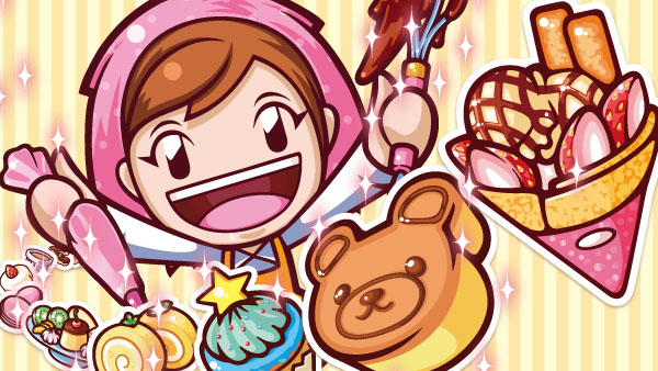 Cooking Mama: My Sweets Shop