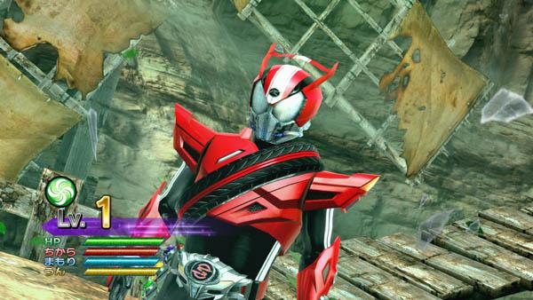 First Look At Kamen Rider Summonride Gematsu