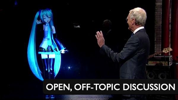Open Forum #117