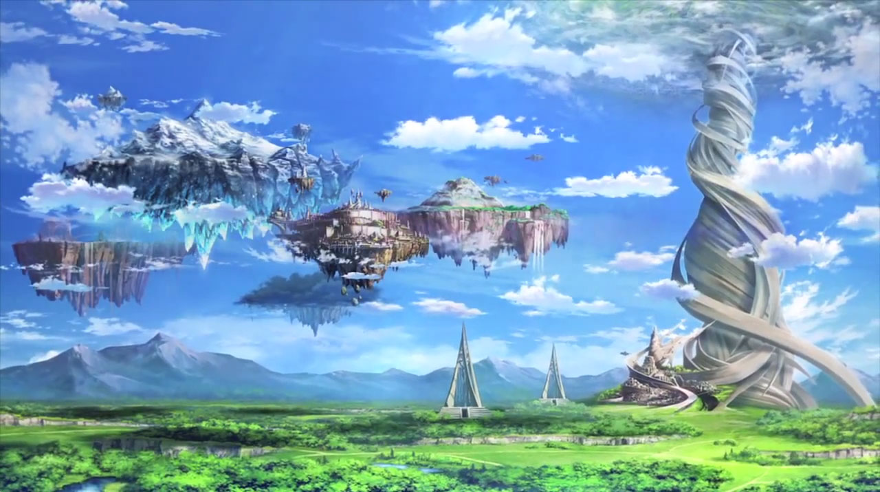 Sword Art Online: Lost Song Announced for the PS3 & Vita