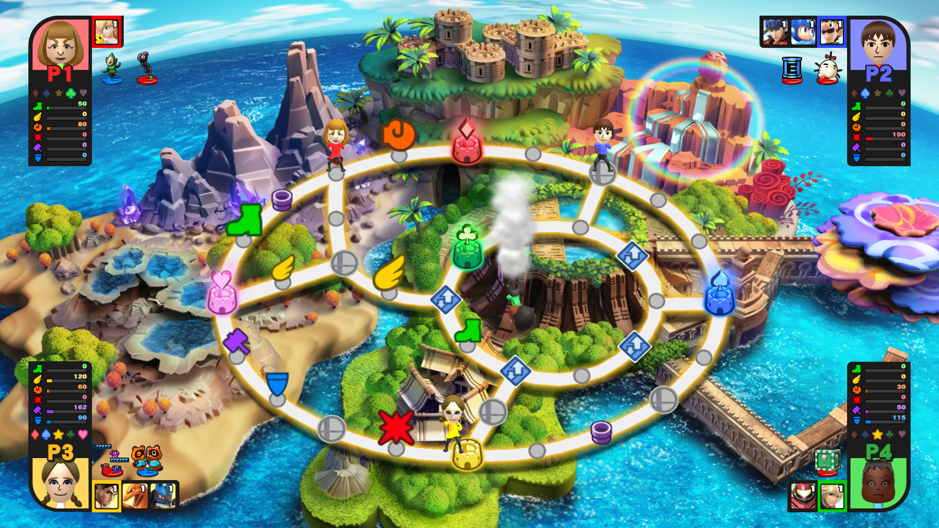 super smash bros for wii u unveils 54 new features including 8