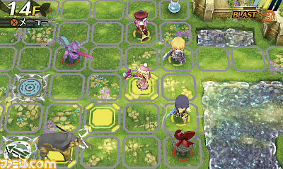 Etrian Odyssey and the Mystery Dungeon