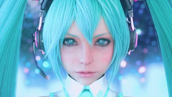 Hatsune Miku x Square Enix