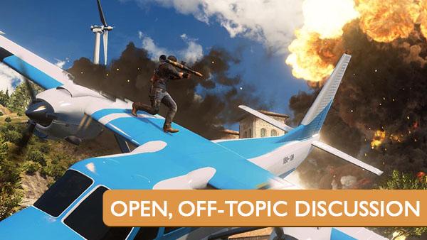 Open Forum #122