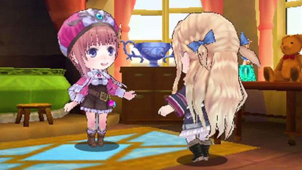 Atelier Rorona 3DS