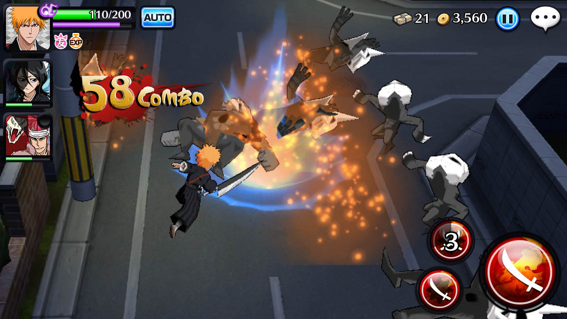 Bleach: Brave Souls Announced For Smartphones