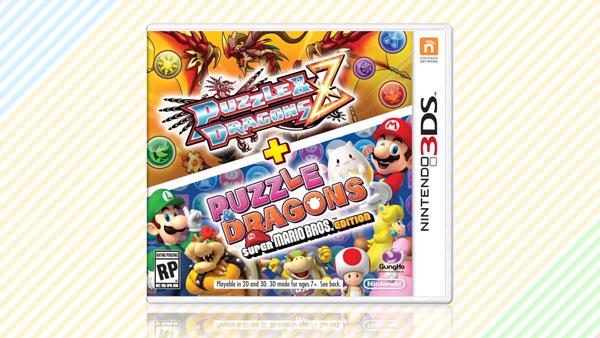 Puzzle & Dragons Z and Puzzle & Dragons: Super Mario Bros. Edition