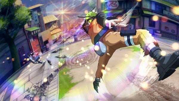 Naruto Shippuden: Ultimate Ninja Storm 4 screenshots - Gematsu