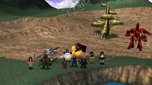 Final Fantasy VII: Time Guardian