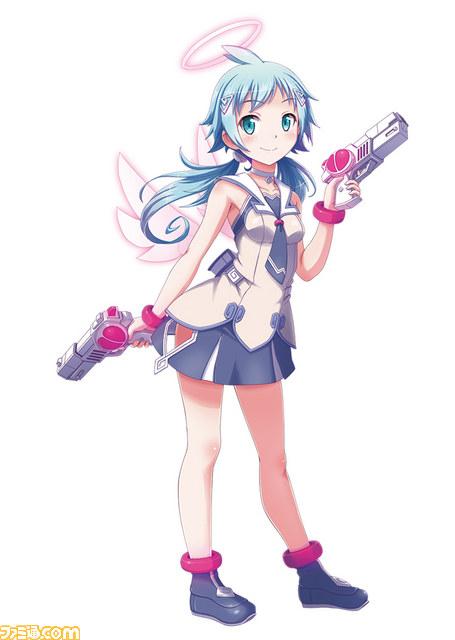 Gal Gun: Double Peace