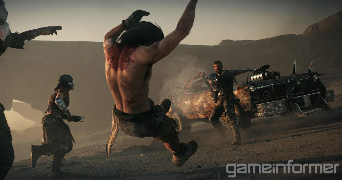 Mad Max Screenshots Introduce Wasteland