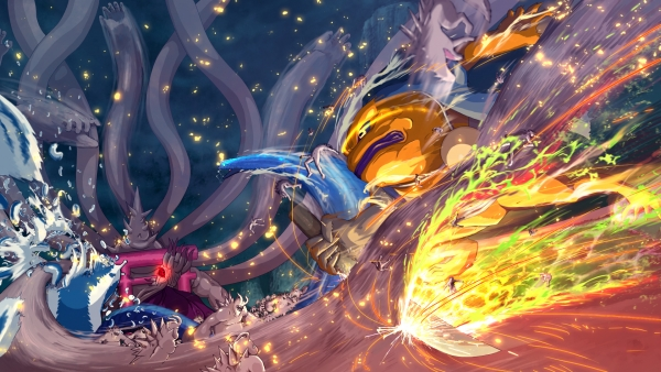 Naruto Shippuden: Ultimate Ninja Storm 4 concept artwork - Gematsu