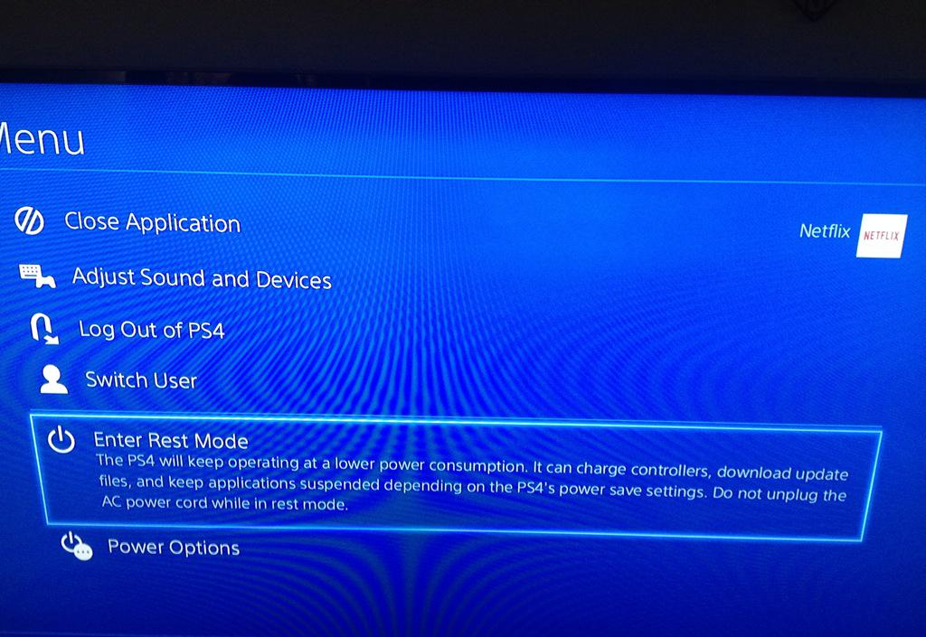 ps4 2 50 update adds suspend  resume feature  update 5
