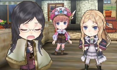 Atelier Rorona Plus: The Alchemist of Arland (3DS)