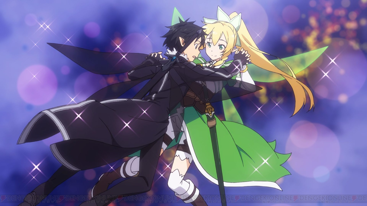 Sword Art Online: Lost Song Has Custom Character Creation ...