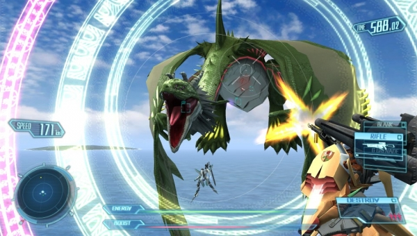Cross Ange: Rondo of Angels and Dragons tr.